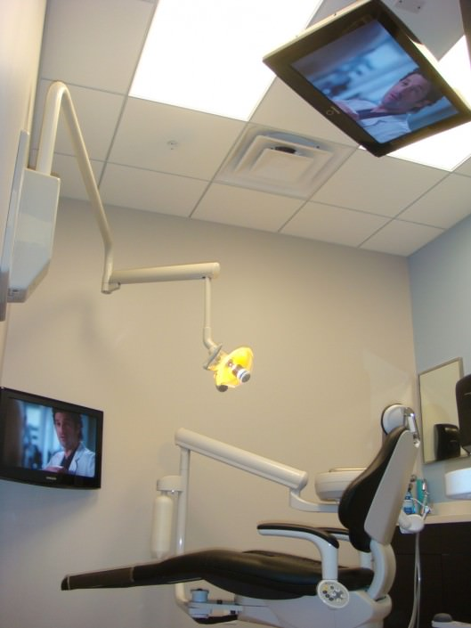 Traders Point Dental Office TX Room