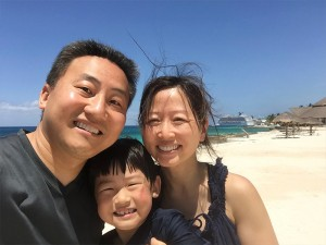 Dr. Kwon's Family Vacation
